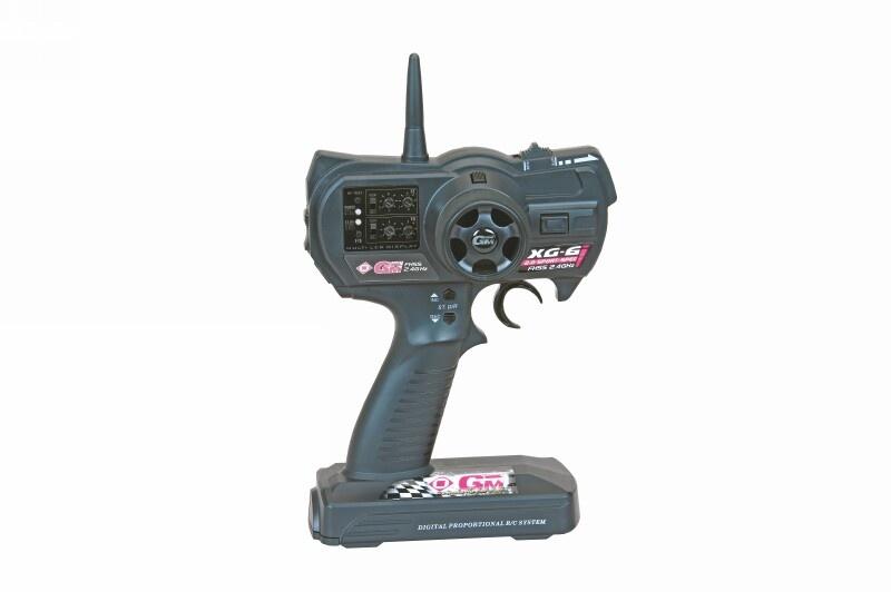 XG-6i 2.0 FHSS Sport-Spec 2,4 GHz