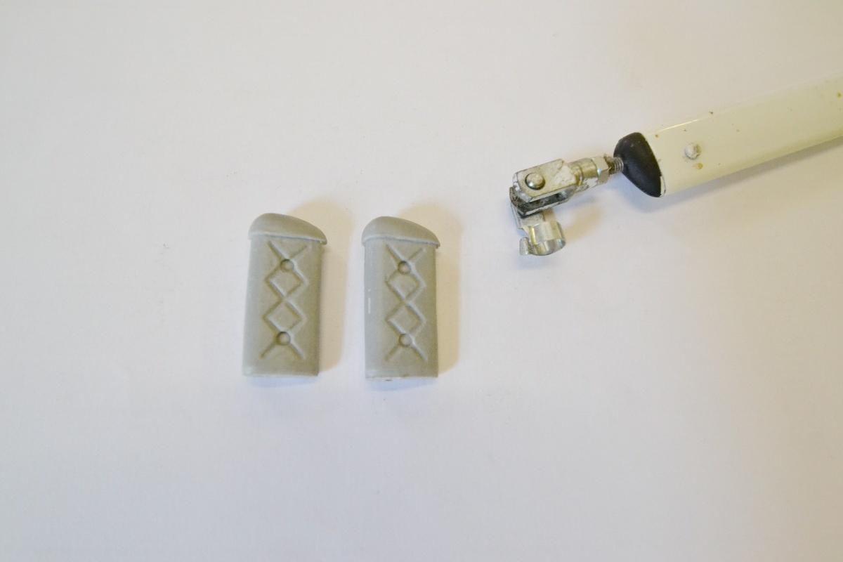 Strebeneinsätze (Kunststoff)