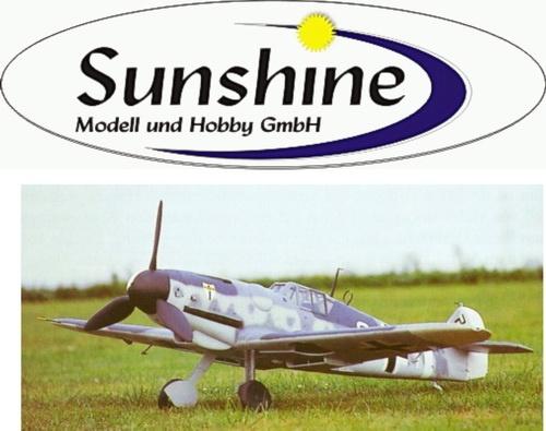 Ersatzteile Me 109 G6 1:6