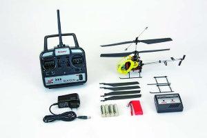 MICRO LIGHT RC Helikopter