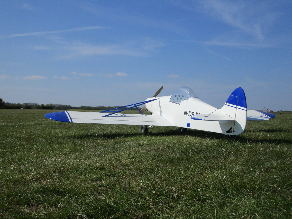 PA 25 Pawnee Semi-Scale  M 1:4 2830 mm