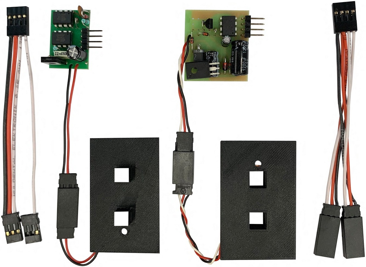 Wireless Servo Set WS1