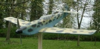 Me 109 Dogfighter Spw. 880 mm