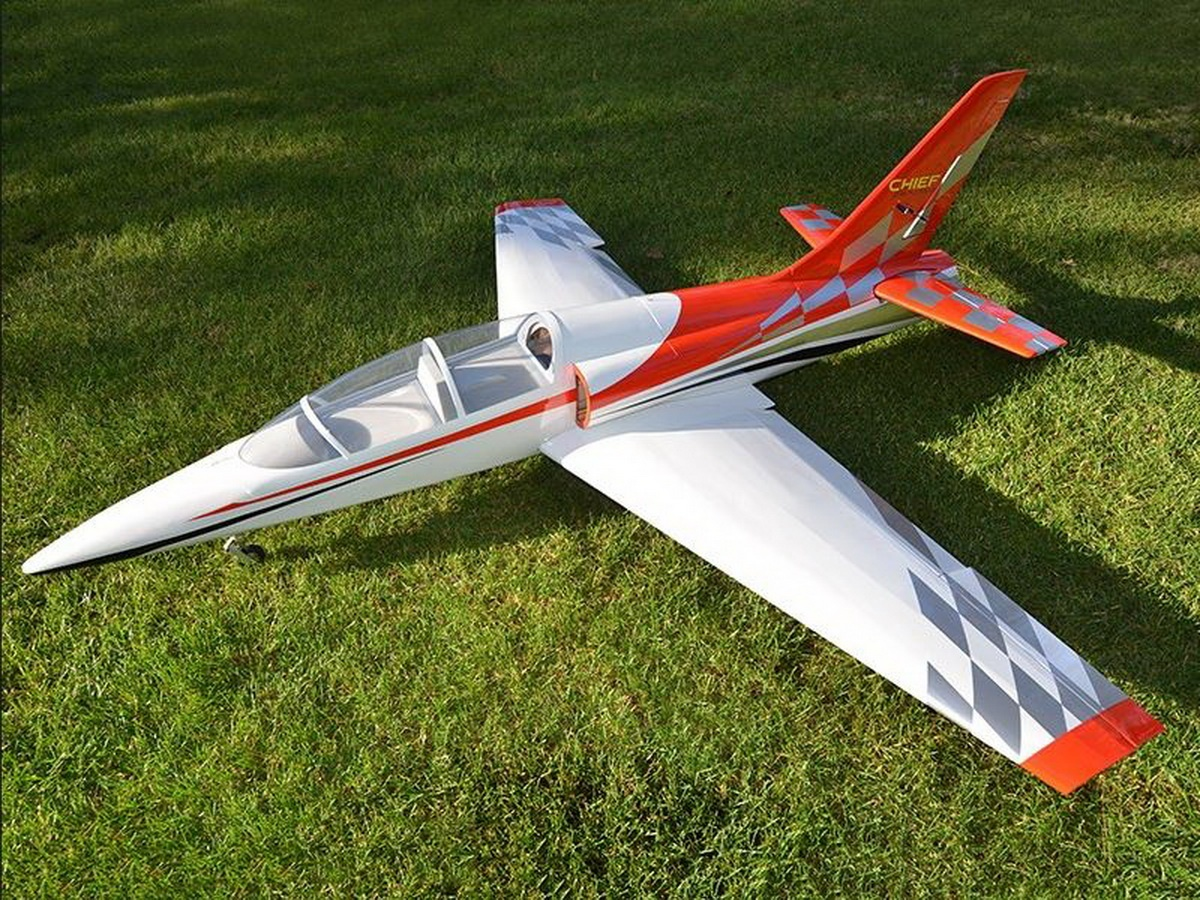 Dolphin jet (Pilot RC)  Elektronik RB-45