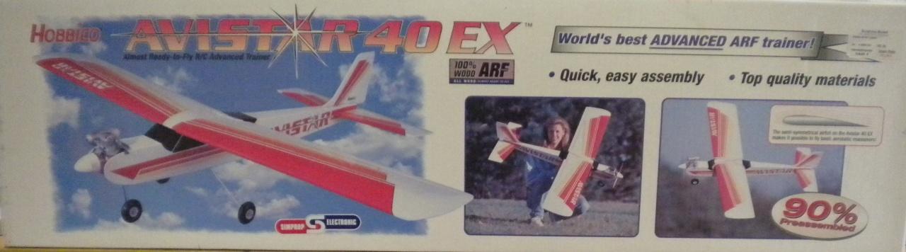 Avistar 40 EX Trainer