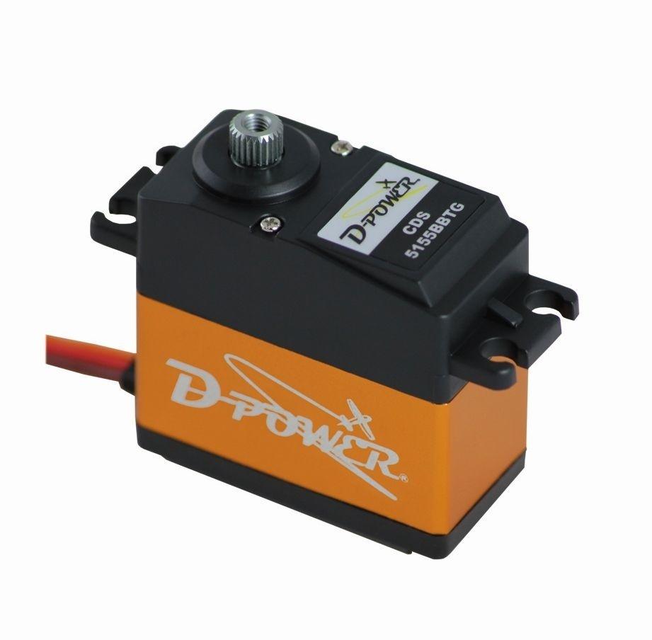 D-Power CDS-5155BB TG Servo Standard