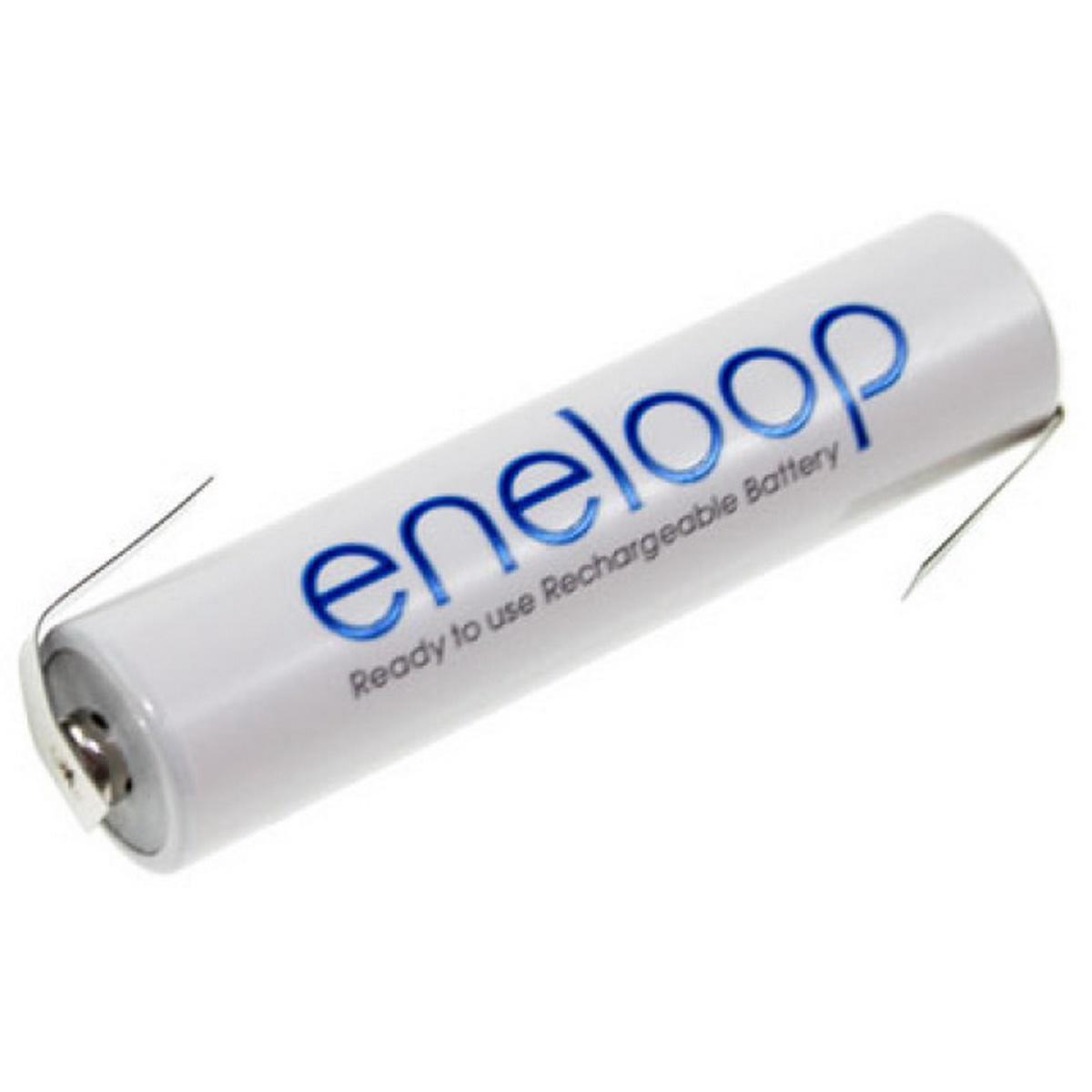 Eneloop Micro 750mAh mit Lötfahne