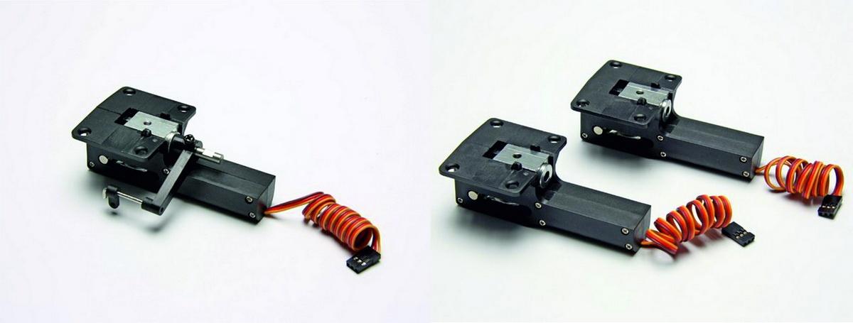 Einziehmechanik elektrisch 3-Bein
