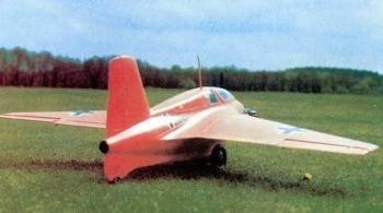 Me 163 B 1a  Spw. 1320 mm  M 1:7