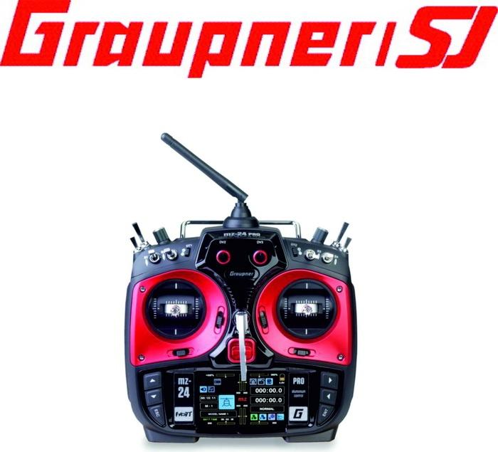 Handsender Graupner/SJ