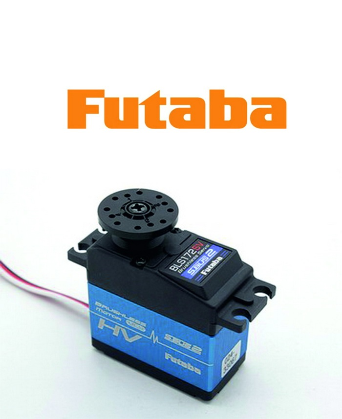 Brushless-Servos