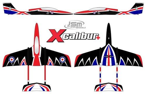Xcalibur+ (RAF)