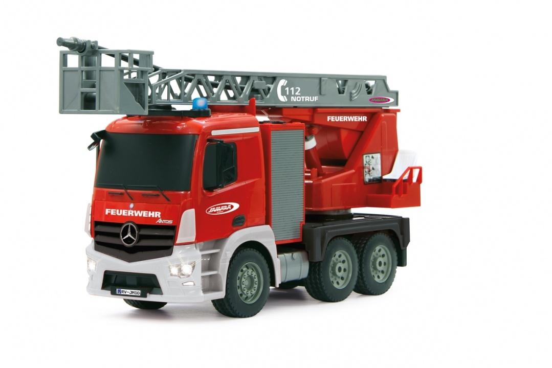 Feuerwehr Drehl.1:20 Mercedes Antos2,4GHz
