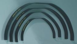 Fahrwerk Carbon 190x100mm 20g/700g
