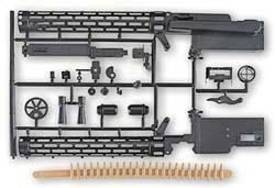 Munitionsgurt-schwarz M 1:4