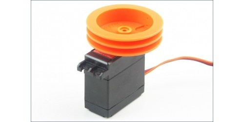 Segelwinde IQ-740 digital 6T
