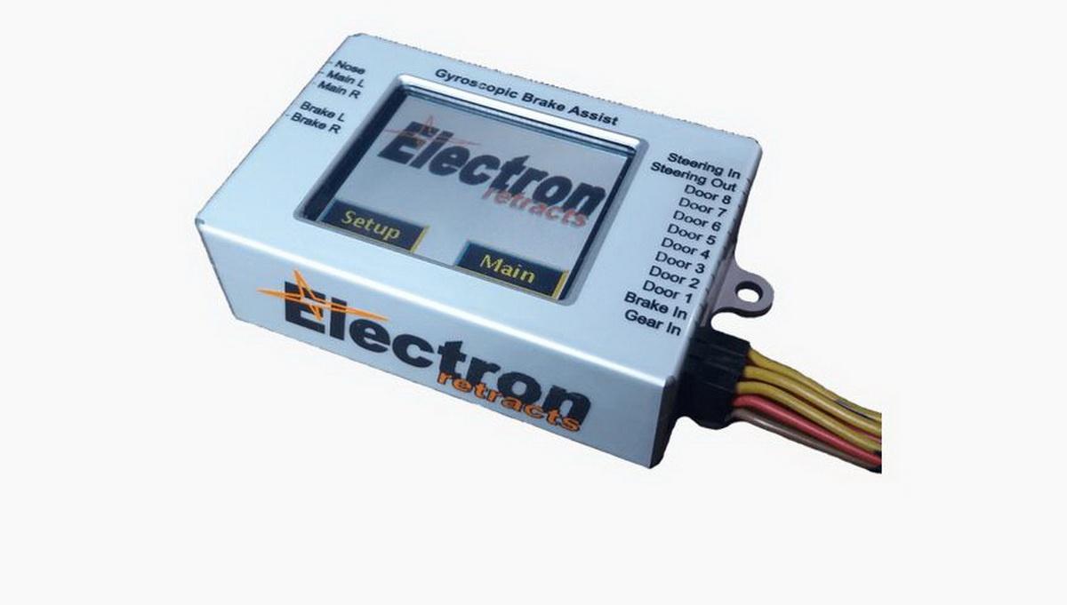 Elektronik GS-200 für ER-30