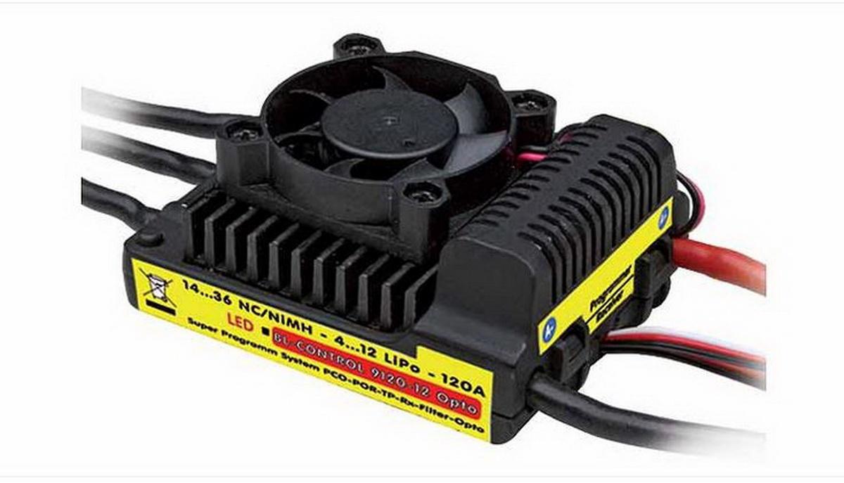 ROXXY BL Control 9120 - 12 Opto