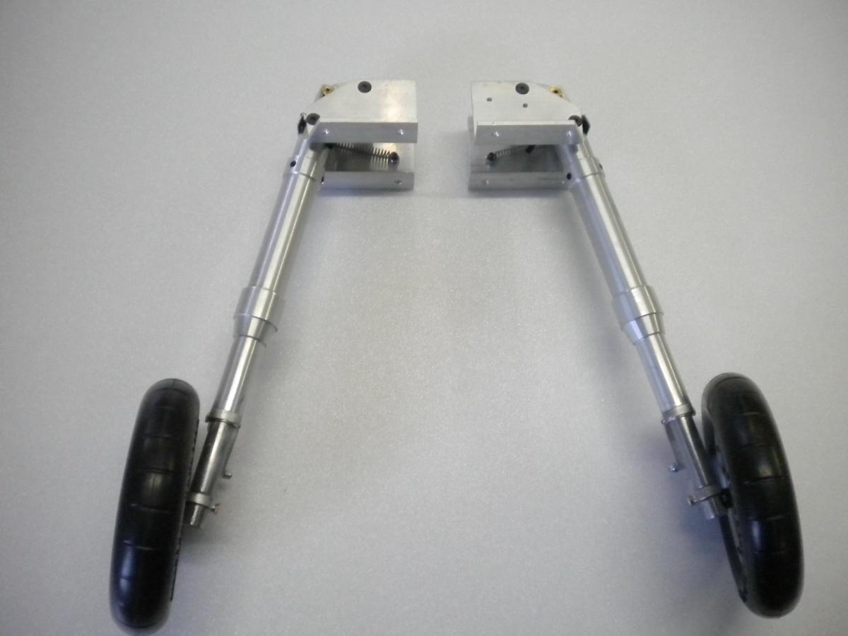 Einziehfahrwerk Me 109 M 1:5