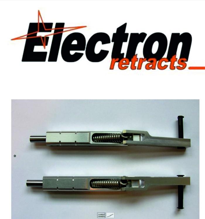 Electron Hauptfahrwerksbeine