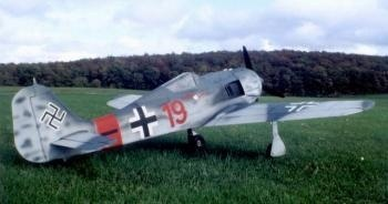FW 190 A 6 Semi-Scale M 1:5 Spw.2100mm