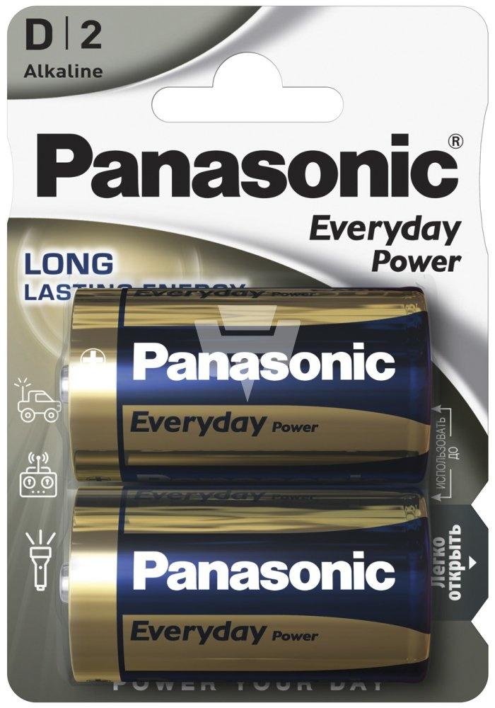 Panasonic LR 20 Mono