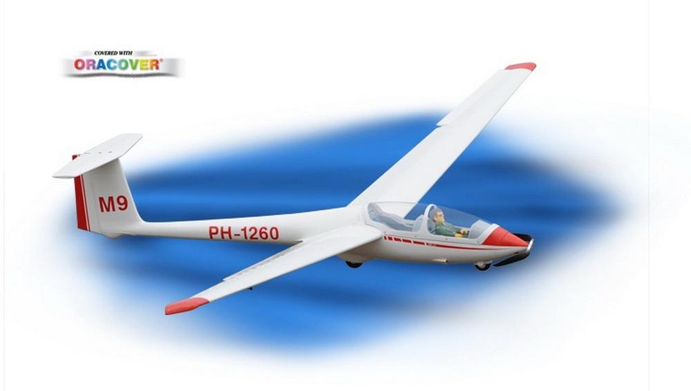 ASK-21 320 cm - Segler E-Verrsion