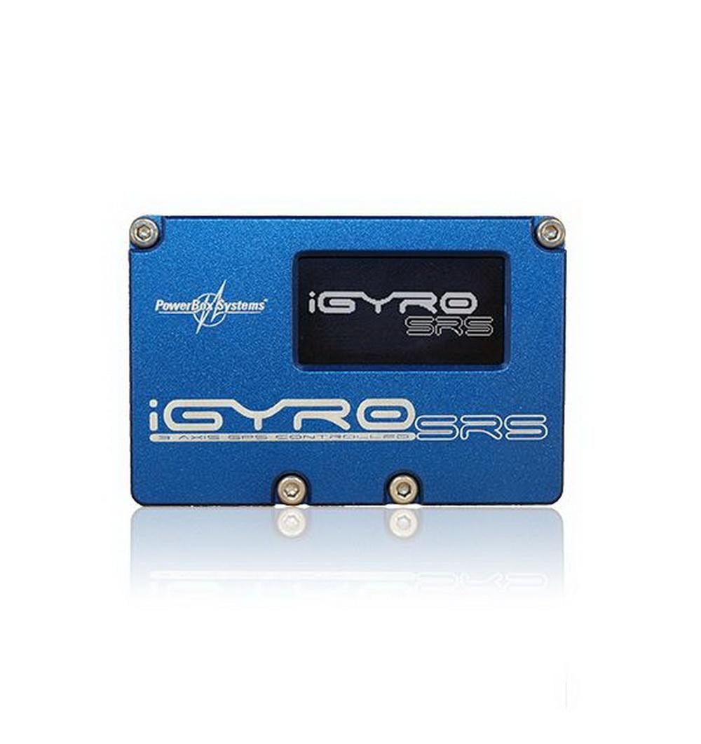 PowerBox iGyro ohne Schalter, ohne GPS Modul, ohne USB Kabel