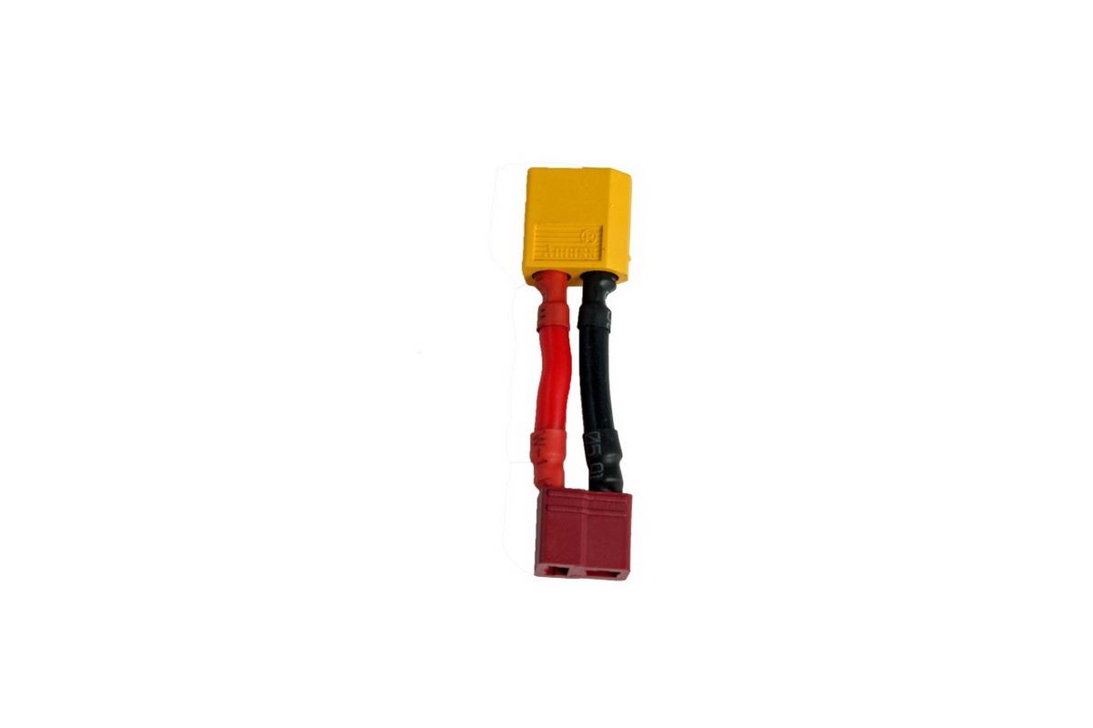 Adapterkabel XT60 = T-Stecker