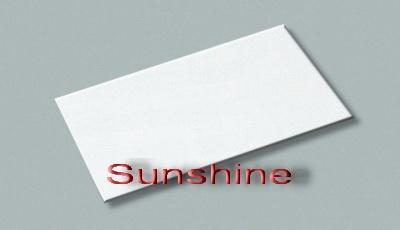 ABS/Polystyrol weiß 1,0x300x500mm