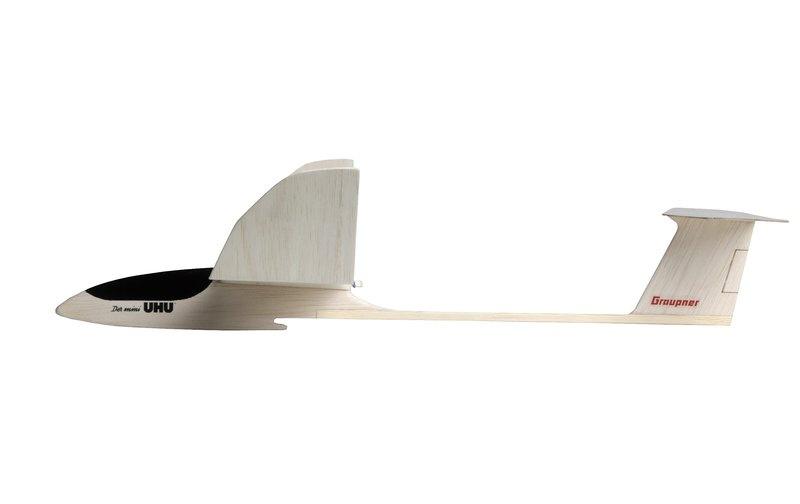 Der mini UHU Spannweite 725mm
