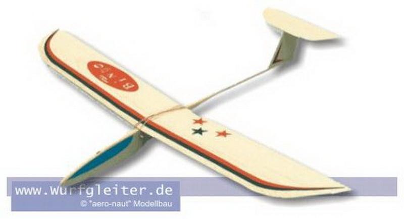 BINGO Gleitflugmodell