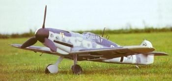Me 109 G 6 (Semi-Scale M 1:6) 1660 mm