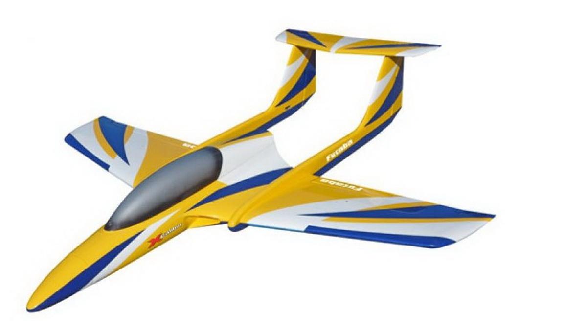 JSM Xcalibur (Yellow Sport Scheme)