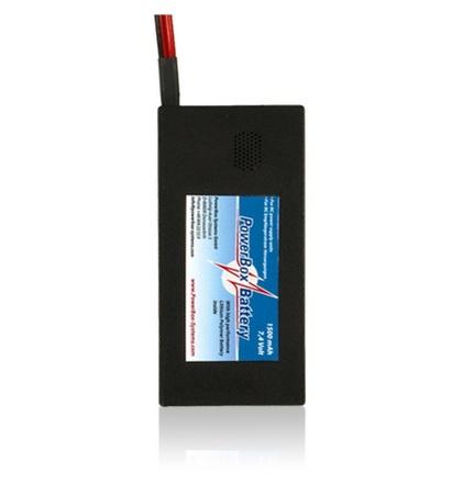 Power Box Battery 1500 JR-Anschluß