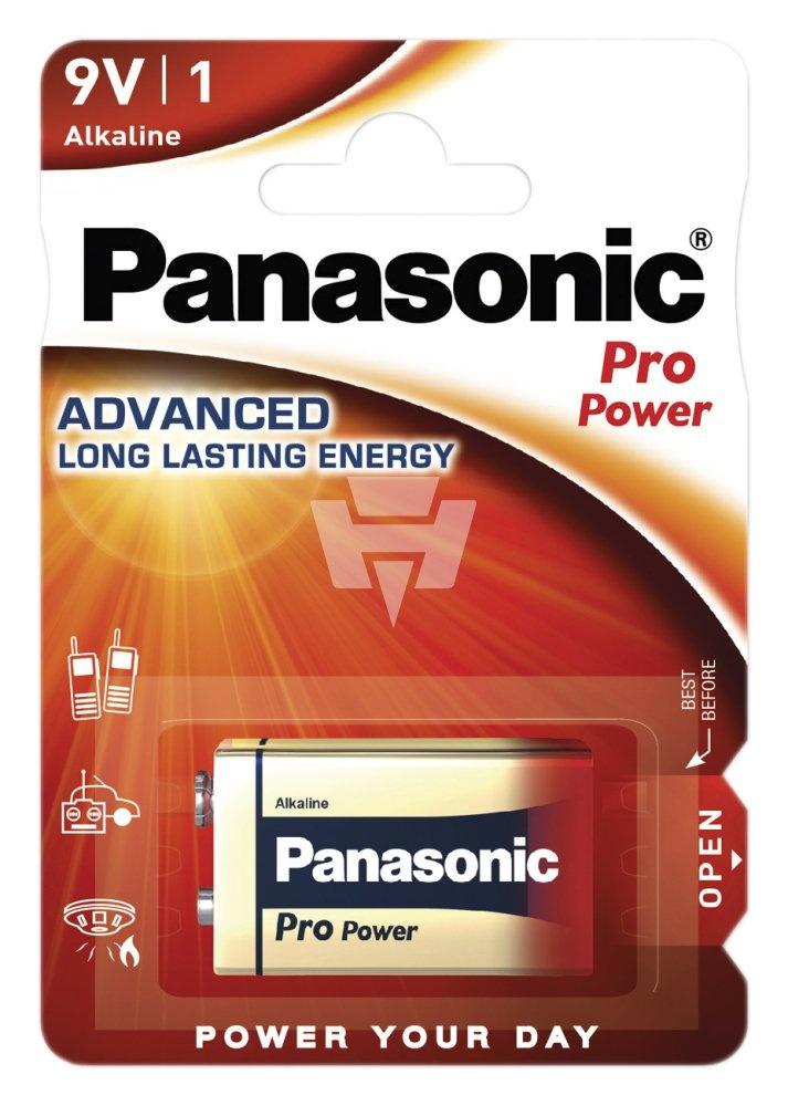 Panasonic E-Block 8,4V/160 mAh
