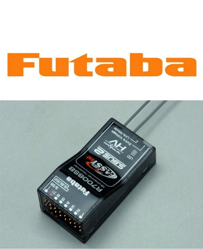 Empfänger Futaba