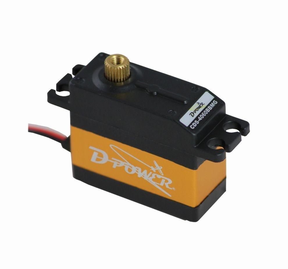 D-Power CDS-4060BB MG Servo Midi