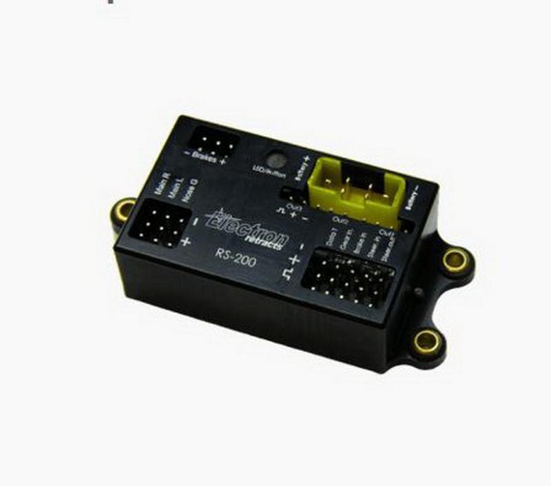 Aufpreis für Elektronik RS 200