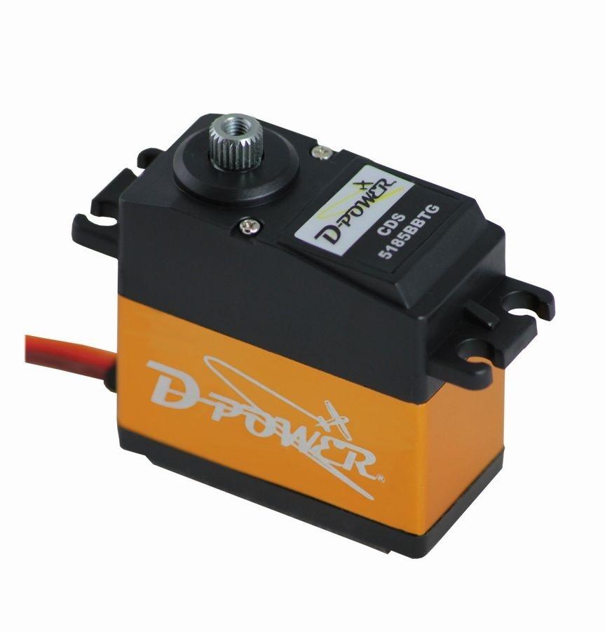 D-Power CDS-5185BB TG Servo Standard