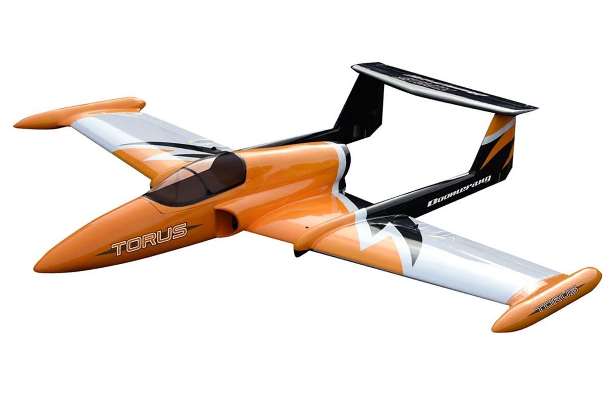 Boomerang-Torus Jet