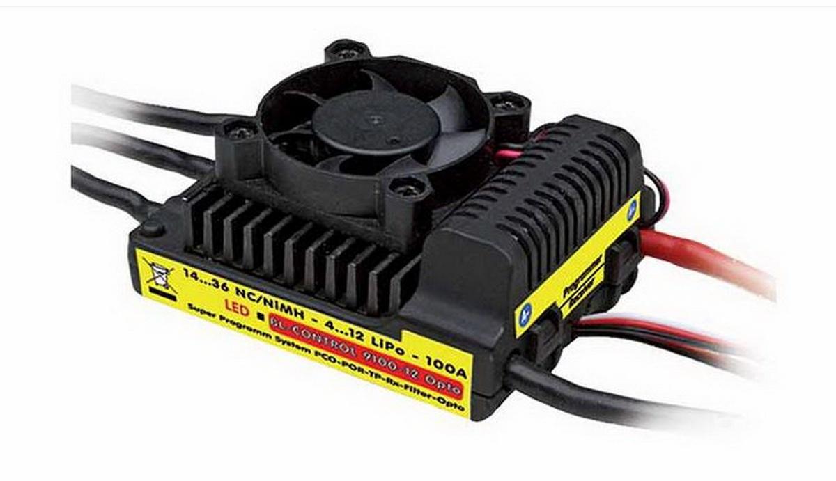 ROXXY BL Control 9100 - 12 Opto