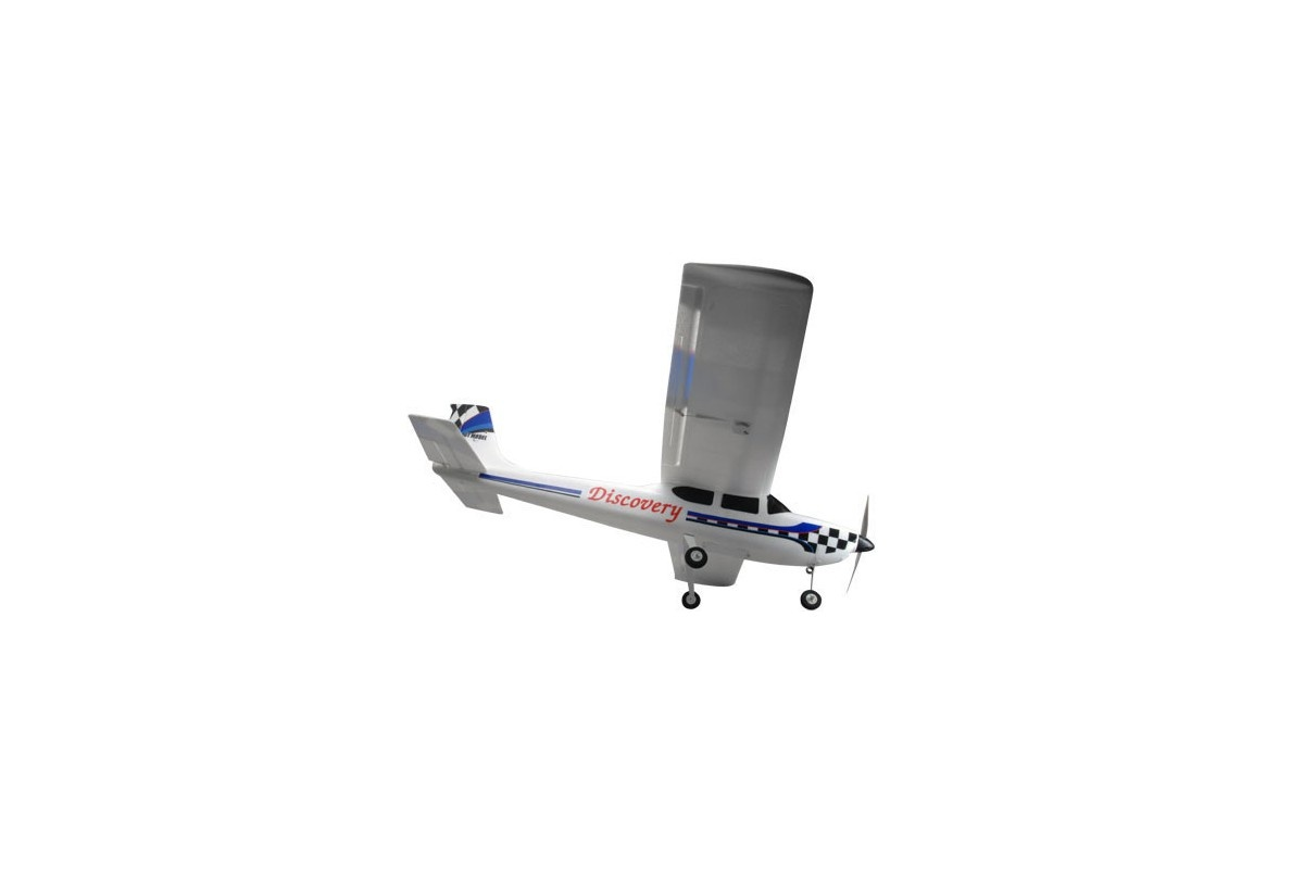 Discovery rtf trainer sunshine modell hobby for Discovery versand gmbh