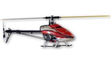 KDS 600 V2 Flybarless incl. Motor&ESC