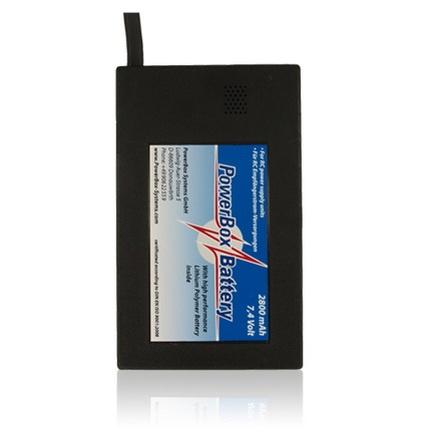Power Box Battery 2800 JR-Anschluss