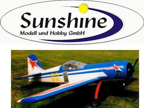 Modell Suchoy SU 26 M