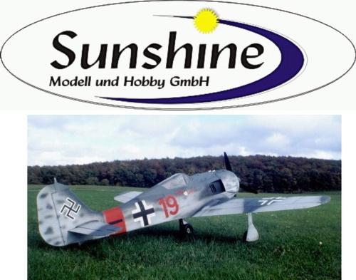 Modell Focke-Wulf  190