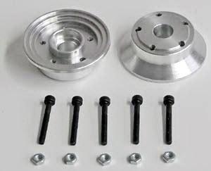 Ersatzfelge-Aluminium für  Räder 100-150 mm