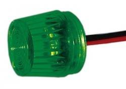 Blitzlampe scale groß grün