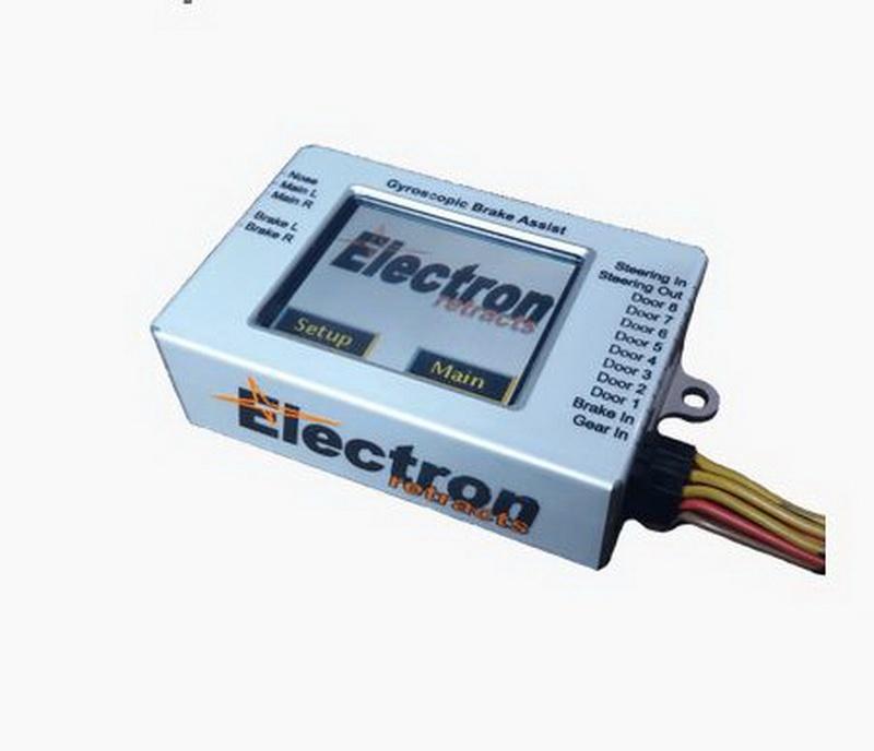 Aufpreis für Elektronik GS 200